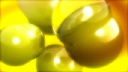 Royalty Free HD Video Clip of Yellow Balls