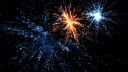Royalty Free Video of Fireworks