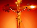 Royalty Free Video of the Crucifixion