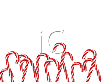 Royalty Free Photo of Candy Canes