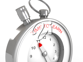 3D Concept of Time to learn