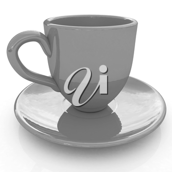 mug on a white background